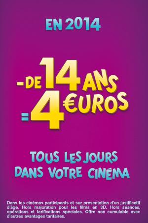 - 14 ANS 4 EUROS